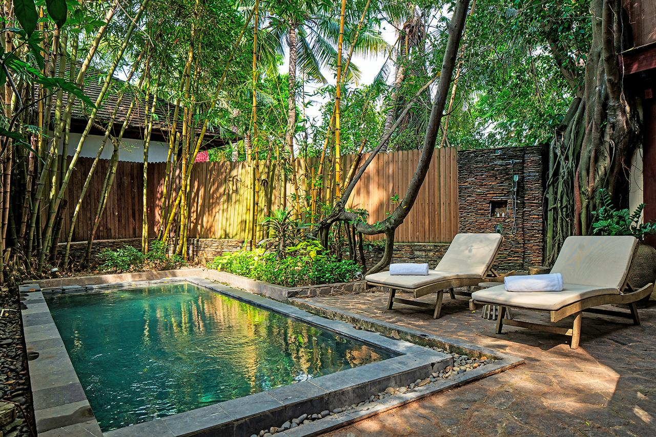 An Lam Retreats Saigon River  - A boutique villa resort wrapped up in peaceful gardens on the shores of the peaceful Saigon River. A beautiful destination for a family or a romantic getaway.